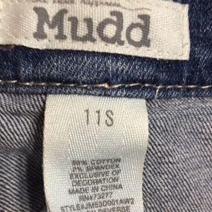 Mudd Jeans - 11 Short Mudd Distressed Skinny Jean EXCELLENT!